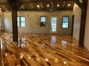 Sioux Falls SD Epoxy Floor Photo
