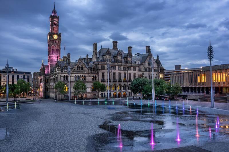 Bradford UK